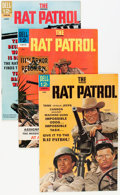 Silver Age (1956-1969):Adventure, Rat Patrol #2-6 File Copy Group (Dell, 1967-69) Condition: Average VF+.... (Total: 14 Comic Books)