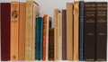 Books:Literature 1900-up, [Literature]. Group of Eighteen. Various publishers. Mostly poetry.Including Robert Louis Stevenson, Goethe, Robinson Jeffe... (Total:18 Items)