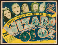 "The Wizard of Oz (MGM, 1939). Trimmed Title Lobby Card (10.5"" X 13.75""). Fantasy"
