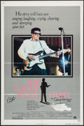 "Movie Posters:Rock and Roll, The Buddy Holly Story (Columbia, 1978). Autographed One Sheet (27""X 41""). Rock and Roll.. ..."