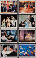 """Movie Posters:Comedy, Bye Bye Birdie (Columbia, 1963). Color Photos (8) (8"""" X 10""""). Comedy.. ... (Total: 8 Items)"""
