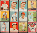 Baseball Cards:Lots, 1933 Goudey Baseball Collection (40) With HoFers. ...