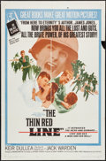 "Movie Posters:War, The Thin Red Line and Other Lot (Allied Artists, 1964). One Sheets(2) (27"" X 41""). War.. ... (Total: 2 Items)"
