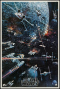 "Movie Posters:Science Fiction, Star Wars Album Poster (20th Century Records, 1977). Special Poster(22"" X 33""). Science Fiction.. ..."