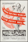 "Movie Posters:Academy Award Winners, Around the World with Fanny Hill (Seaberg Film Distribution, 1974).One Sheet (27"" X 41""), and Photos (9) (8"" X 10""). Sexplo... (Total:10 Items)"