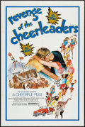 """Movie Posters:Sexploitation, Revenge of the Cheerleaders & Other Lot (Monarch, 1976). OneSheets (2) (27"""" X 41""""). Sexploitation.. ... (Total: 2 Items)"""