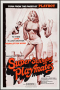 "Movie Posters:Sexploitation, Inside Amy (Marden, R-1970s). One Sheet (27"" X 41"") Reissue title:Super Swinging Playmates. Sexploitation.. ..."