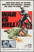 """Movie Posters:War, War is Hell (Allied Artists, 1963). One Sheet (27"""" X 41""""), andPhotos (8) (8"""" X 10""""). War.. ... (Total: 9 Items)"""