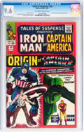 Silver Age (1956-1969):Superhero, Tales of Suspense #63 (Marvel, 1965) CGC NM+ 9.6 Off-white to whitepages....