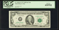 Small Size:Federal Reserve Notes, Fr. 2168-K* $100 1977 Federal Reserve Note. PCGS Gem New 65PPQ.. ...
