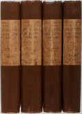 Books:Art & Architecture, John Chaloner Smith. British Mezzotint Portraits: Being a Descriptive Catalogue. In Four Parts. London: Henry Sotheran & Co.... (Total: 4 Items)