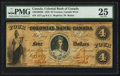 Canadian Currency: , Toronto, CW- The Colonial Bank of Canada $4 June 6, 1859 Ch. # 130-10-02-08. ...