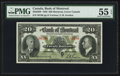 Canadian Currency: , Montreal, PQ- Bank of Montreal $20 Jan. 3, 1938 Ch. # 505-62-06....
