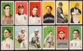 Baseball Cards:Lots, 1909-11 T206 White Border Tobacco Card Collection (12) WithBresnahan & SLr. ...