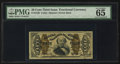 Fractional Currency:Third Issue, Fr. 1339 50¢ Third Issue Spinner Type II PMG Gem Uncirculated 65 EPQ.. ...