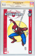 Modern Age (1980-Present):Superhero, Ultimate Spider-Man #100 Hero Initiative Darick Robertson Edition(Marvel, 2006) CGC VF+ 8.5 White pages....