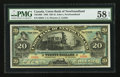 World Paper Money: , St. John's, NF- Union Bank of Newfoundland $20 May 1, 1889 Ch. #750-16-08. ...