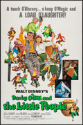 """Movie Posters:Fantasy, Darby O'Gill and the Little People (Buena Vista, R-1969). One Sheet(27"""" X 41"""") and Photos (8) (8"""" X 10""""). Fantasy.. ... (Total: 9Items)"""