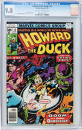 Bronze Age (1970-1979):Humor, Howard the Duck #10 (Marvel, 1977) CGC NM/MT 9.8 Off-white to whitepages....