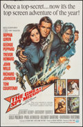 """Movie Posters:War, The Great Spy Mission & Others Lot (MGM, 1965). One Sheets (10)(27"""" X 41"""") & Japanese Poster (23.5"""" X 33.5""""). War.. ...(Total: 11 Items)"""