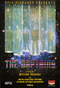 """Movie Posters:Documentary, The Captains (Epix, 2011). One Sheet (27"""" X 40""""). Documentary.. ..."""
