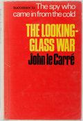 Books:First Editions, John le Carré. The Looking-glass War. London: Heinemann, 1965. First edition, first printing. Publisher's binding an...
