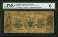 Canadian Currency: , Montreal, LC- La Banque Du Peuple $5 Nov. 6, 1885 Ch. #575-20-04-02. ...