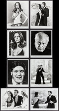 "Movie Posters:James Bond, The Spy Who Loved Me (United Artists, 1977). Portrait and ScenePhotos (16) (8"" X 10""). James Bond.. ... (Total: 16 Items)"