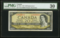 Canadian Currency: , BC-41bA $20 1954. ...