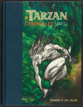 "Movie Posters:Animation, The Tarzan Chronicles by Howard E. Green (Hyperion, 1999). Hardcover Book (194 Pages) (13.5"" X 10.5""). Animation.. ..."