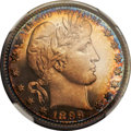 Proof Barber Quarters, 1899 25C PR65 NGC....