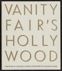 Vanity Fair's Hollywood Edited by Graydon Carter and David Friend (Viking Studio, 2000). Hardcover Book (322 Pages) (12...