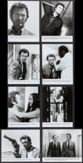 """Movie Posters:Action, Magnum Force (Warner Brothers, 1973). Portrait and Scene Photos(26) (6"""" X 9.5"""" - 7.5"""" X 10""""). Action.. ... (Total: 26 Items)"""