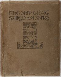 William M. Timlin. The Ship That Sailed To Mars, A Fantasy. New York: Frederick A. S