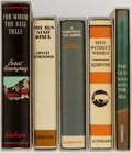 Books:Literature 1900-up, Ernest Hemingway. Group of Five. Facsimile Editions. First EditionLibrary. Includes titles For Whom the Bell Tolls, A Far...(Total: 5 Items)