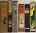 Books:Literature 1900-up, [Literature]. Group of Six. Facsimile Editions. First EditionLibrary. Includes titles The Caine Mutiny, From Here to... (Total: 6 Items)