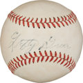 Autographs:Baseballs, 1950's Lefty Grove Single Signed Baseball. ...