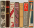 Books:Literature 1900-up, [William Faulkner]. Group of Seven. Facsimile Editions. FirstEdition Library. Includes titles The Reivers, Absalom, Absal...(Total: 7 Items)