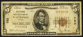 National Bank Notes:Maine, Waterville, ME - $5 1929 Ty. 1 The Ticonic NB Ch. # 762. ...