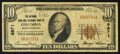 National Bank Notes:South Carolina, Columbia, SC - $10 1929 Ty. 1 The National Loan & Exchange Bank Ch. # 6871. ...