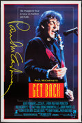 "Movie Posters:Rock and Roll, Paul McCartney: Get Back (New Line, 1991). One Sheet (27"" X 41"").Rock and Roll.. ..."