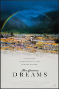 "Movie Posters:Fantasy, Akira Kurosawa's Dreams (Warner Brothers, 1990). One Sheet (27"" X 40""). Fantasy.. ..."