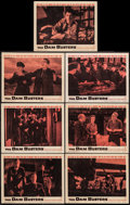"""Movie Posters:War, The Dam Busters (Warner Brothers, 1955). Lobby Cards (11) (11"""" X14""""). War.. ... (Total: 11 Items)"""