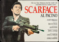 "Movie Posters:Crime, Scarface (Universal, 1983). Poster (38"" X 53""). Crime.. ..."