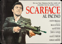 """Scarface (Universal, 1983). Poster (38"""" X 53""""). Crime"""