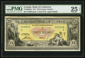 Canadian Currency: , Toronto, ON- The Canadian Bank of Commerce $20 Jan. 2, 1917 Ch. # 75-16-04-20a. ...