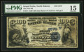 National Bank Notes:North Dakota, Grand Forks, ND - $100 1882 Date Back Fr. 571 The First NB Ch. # (W)2570. ...