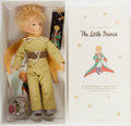 Books:Children's Books, [The Little Prince]. LIMITED. R. John Wright Doll. The LittlePrince Aviator. Limited to 250 numbered dolls issued with cert...