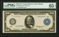 Fr. 1046 $50 1914 Federal Reserve Note PMG Gem Uncirculated 65 EPQ