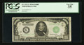Small Size:Federal Reserve Notes, Fr. 2212-L $1000 1934A Federal Reserve Note. PCGS Very Fine 35.. ...
